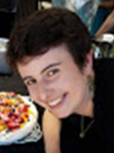 Headshot of Allison Martin.