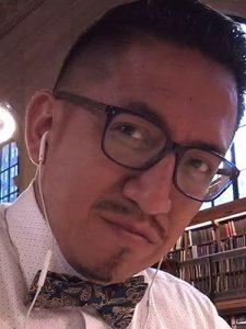 Headshot of Angel Fabian.