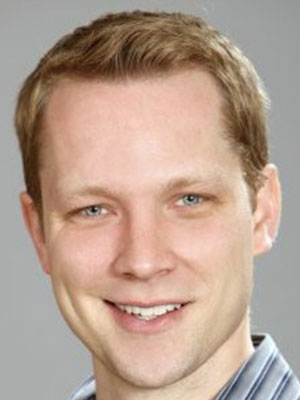 Headshot of Kevin Wegener.