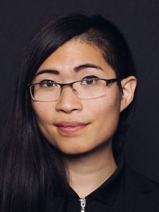 Headshot of Lily Zheng.