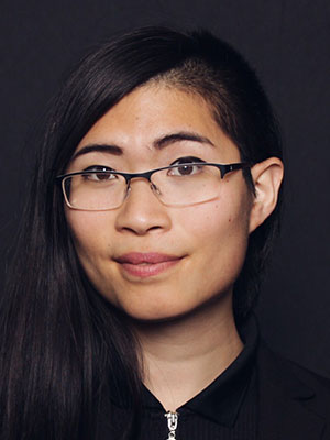 Headshot of Lily Zheng.