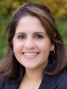 Headshot of Neda Kharrazi.