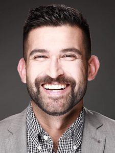 Headshot of Rudy Rubio.